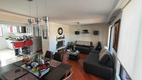 Penthouse Duplex Con Terraza Privada - Colina Campestre