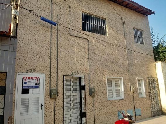 Casa Com 2 Dormitórios Para Alugar, 55 M² Por R$ 700/mês - Cidade 2000 - Fortaleza/ce - Ca0052