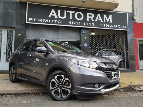 Honda Hr-v Exl Cvt 2016 Permuto Financio
