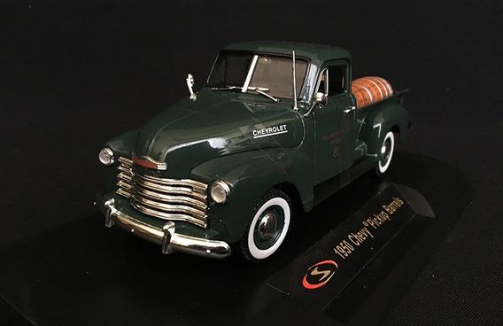 Miniatura 1950 Chevy 3100 Pickup Tru-yatming-esc1/32-(10295)