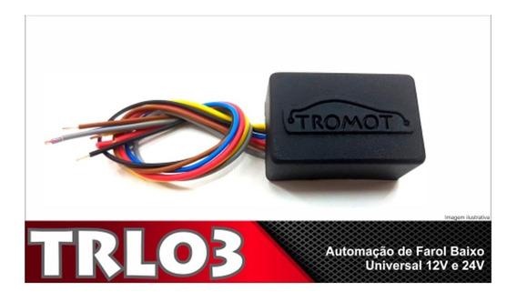 Modulo Acendedor Automatico Farol Tromot 12v 24v