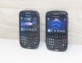 Kit 2 Blackberry Curve 8520 Wifi 2mp Mp3 - Usado