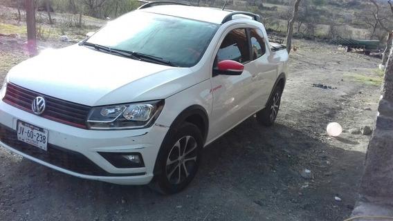 Volkswagen Saveiro 1.6 Doble Cabina Trendline Mt 2019