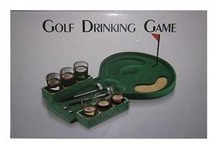 Juego De Golf Con Vasos.