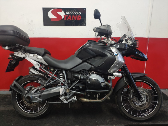 Bmw R 1200 Gs Adventure Triple Black Abs 2012 Preta Preto