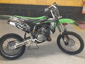 Kx 100cc 2017 Retirada Em 2018