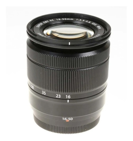 Lente Zoom Fujifilm Fujinon Xc16-50mm F3.5-f5.6 R Ois
