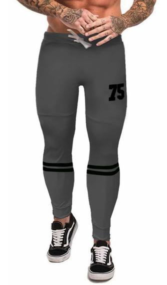 Pants Jogger Deportivo Elásticos Slim Fit Colores De Moda