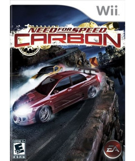 Need For Speed ¿¿carbon - Nintendo Wii