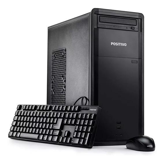 Cpu Positivo Core I5 2gb 500gb Pronta Para Uso