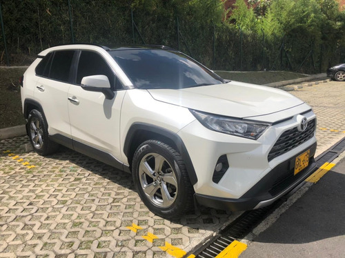Toyota Rav4 2020 2.5 Xroad
