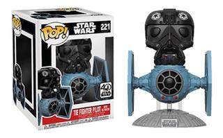 Funko Pop Star Wars The Fighter Pilot #221 Original