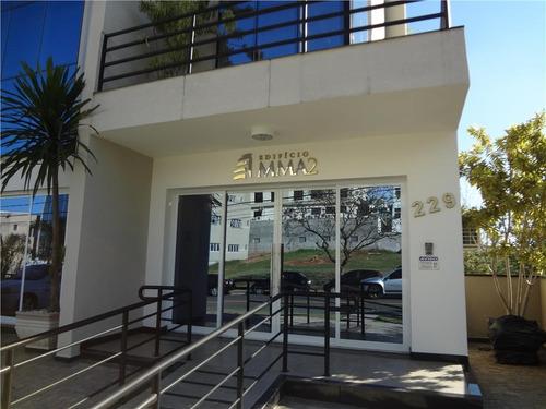 Sala Para Aluguel Em Loteamento Alphaville Campinas - Sa245997