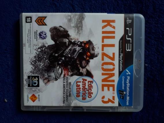 Killzone 3 Ps3 Campinas