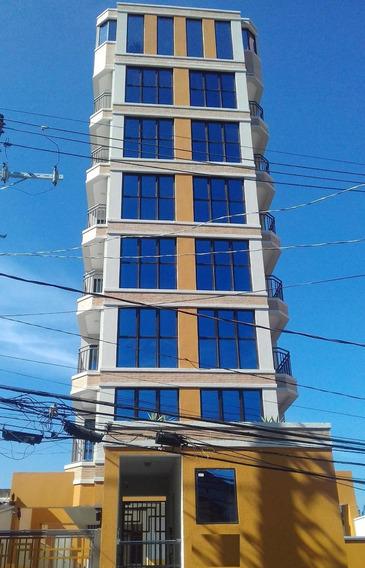 Ótimo Apartamento À Venda, 1 Dormitório, 01 Vaga - Vila Valparaíso - Santo André - 41704
