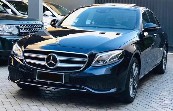 Mercedes-benz Classe E 2.0 Avantgarde 4p 2018