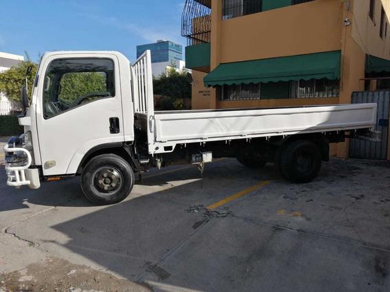Isuzu Camion Cama Larga Auto Camiones
