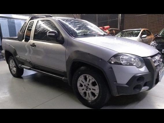 Fiat Strada Advent Ce Prata -1.8/16v - 2009/2010
