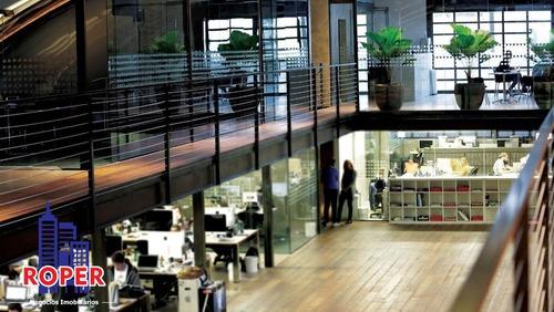 Aluga-se Escritórios De Altíssimo Padrão (2.500m²) Para Ocupação Monousuário ? Vila Leopoldina - Sl00009 - 69018354