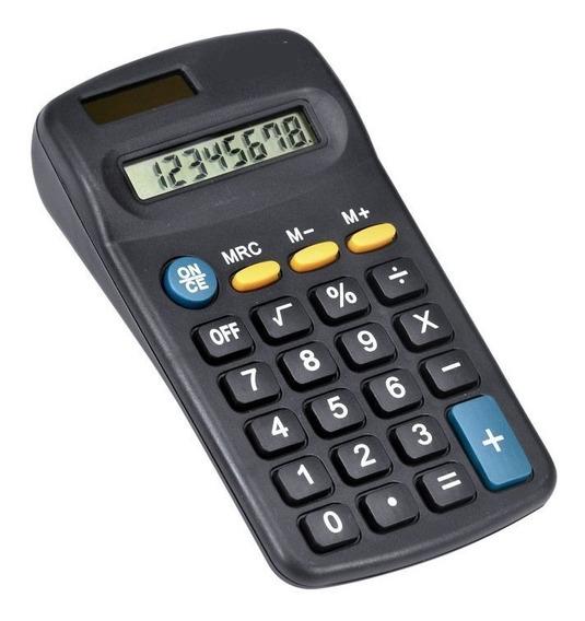 Calculadora Livstar Cnn-402 - 8 Digitos - Na Caixa Kit 3un