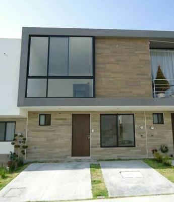 Hermosa Casa Nueva En Fraccionamiento El Refugio