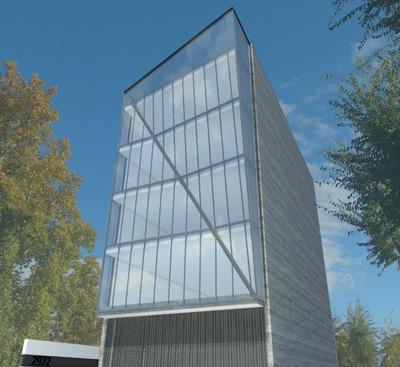 Renta Edificio Corporativo Nuevo Para Oficinas En Vallarta Universidad.