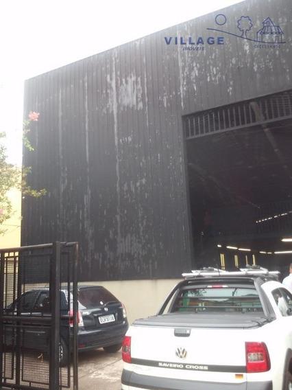 Galpão Comercial À Venda, Vila Jaguara, São Paulo. - Ga0155