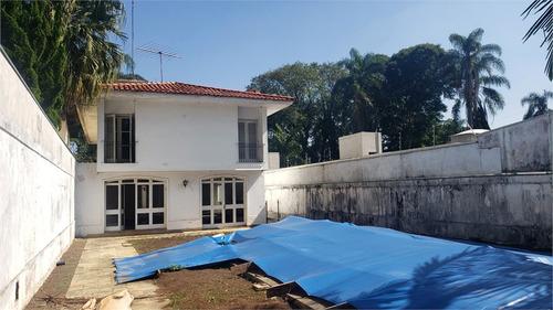 Imagem 1 de 17 de Sobrado Alto Da Boa Vista - Reo535417