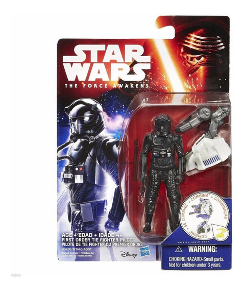 Star Wars The Force Awakens First Order Tie Fighter Pilot