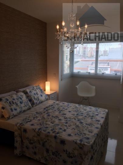 Apartamento Para Venda Em Santo André, Centro, 3 Suítes, 1 Banheiro, 2 Vagas - Ve0849