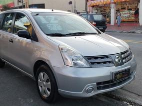 Nissan Livina 1.6 Flex 5p 2012