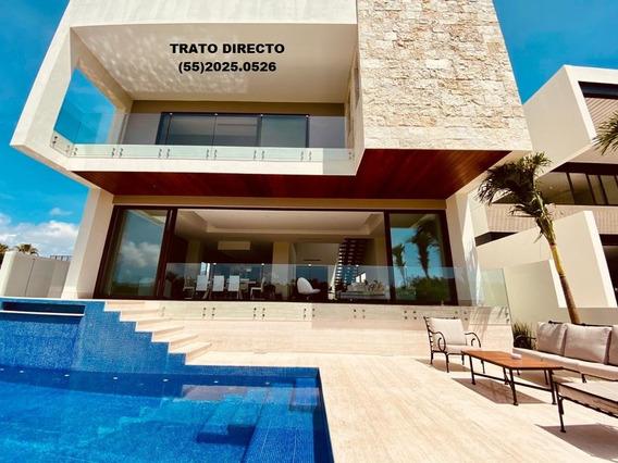 Luxury Puerto Cancún, Zona Exclusiva En Campo De Golf
