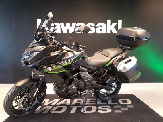 Kawasaki Versys 650 Tourer - 0km 2020 Doc Grátis (t)