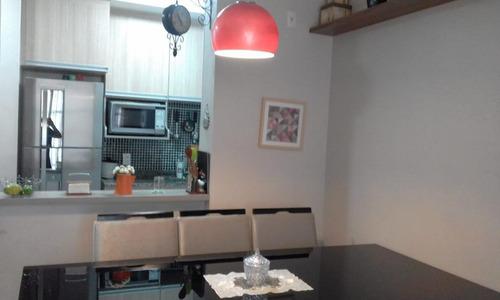 Imagem 1 de 14 de Apartamento Com 2 Dormitórios À Venda, 60 M² Por R$ 320.000,00 - Vila Paulo Silas - São Paulo/sp - Ap2914
