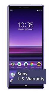 Celular Desbloqueado Sony Xperia 1 6.5 4k -morado