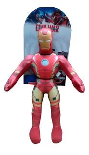 Muñeco Soft Iron Man 2016 New Toys