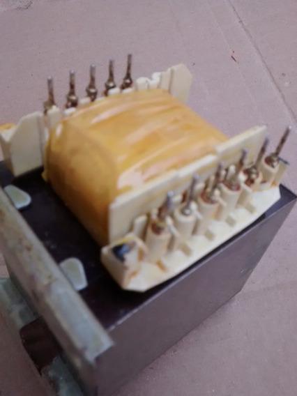 Fonte Micro System Sony Mhc-ex6br Trafo Transformador