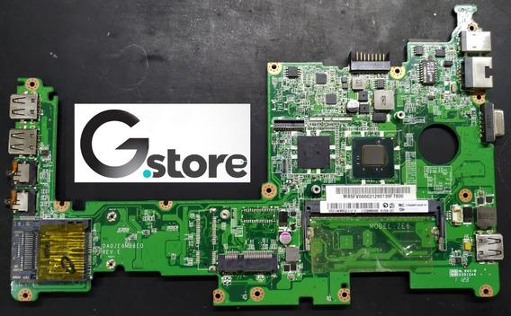 Placa Mãe Acer Aspire One D257 -1821 *netbook*