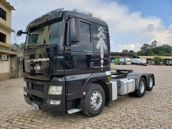Man Tgx 28.440 6x2 C/ 210.521 Km Ñ Scania Volvo Fh 440