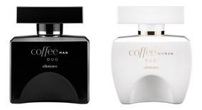 Perfume Coffee Duo Feminino + Masculino Boticário Oferta