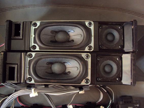 Conjunto De Auto Falante +painel +flat Wi-fi+sensor Tv Sony