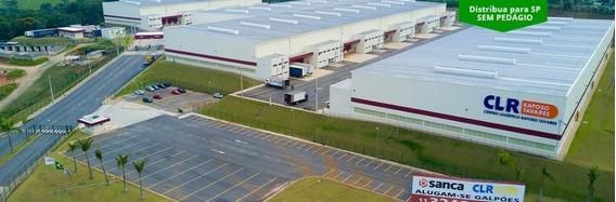 Galpão Industrial Para Locação, Raposo Tavares, Cotia. - Ga0069