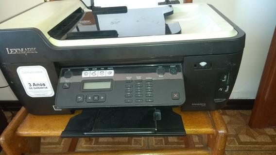 Impressora Jato De Tinta Lexmark Interpret S409