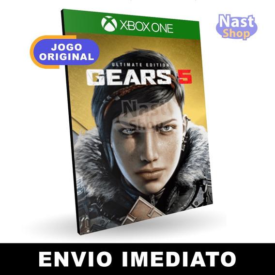 Gears 5 Ultimate Edition Xbox One Digital Envio Imediato