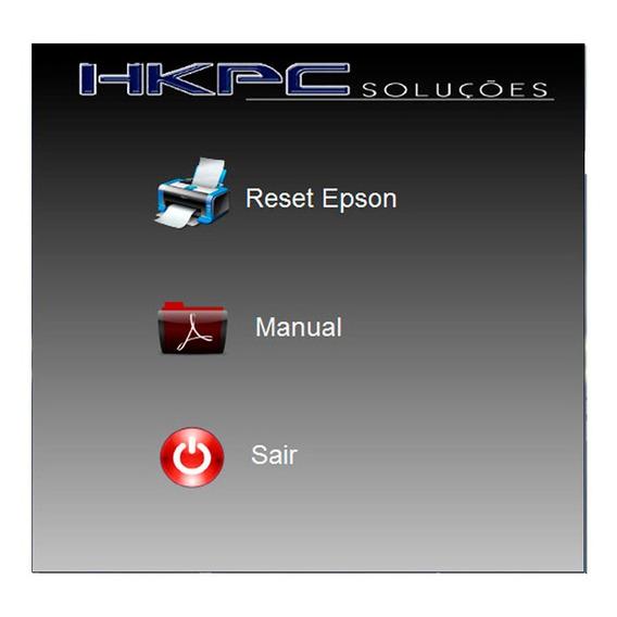 Reset Níveis De Tinta Epson L200 - L800 - Ilimitado