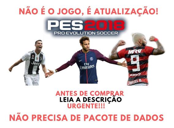 Patch Pes 2018 Ps3+promoção Sohoje+brinde+próxima Gratis 3x1