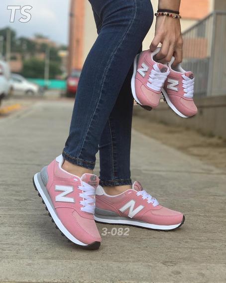 Tenis Zapatos Deportivos Zapatillas De Dama Mujer Ellas