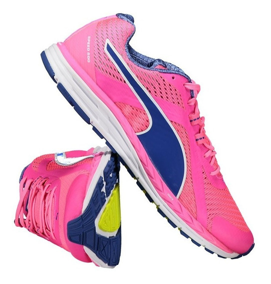 Tênis Puma Speed 500 Ignite Wn Knockout Feminino Rosa
