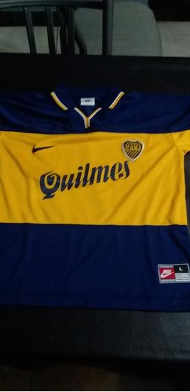 Camiseta De Boca 96/97