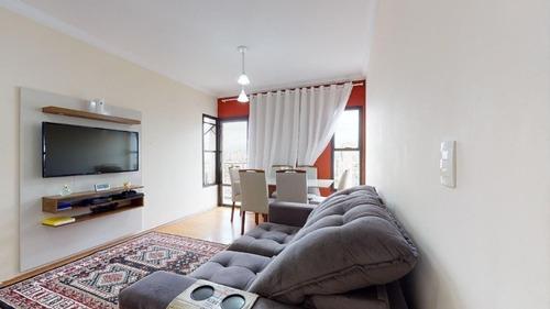 Imagem 1 de 6 de Apartamento À Venda No Bairro Sacomã - São Paulo/sp - O-17694-29026